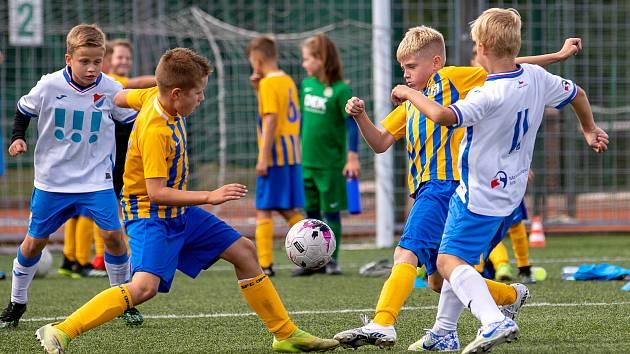 Visegrad Cup 2021 U11.