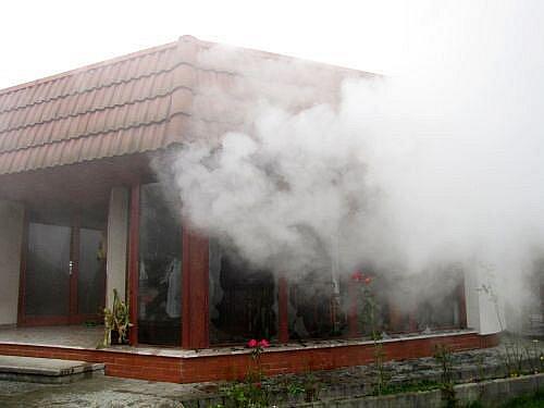 Celé kompletní patro rodinného domku na Balbínově ulici v Opavě-Kylešovicích vyhořelo v sobotu dopoledne.