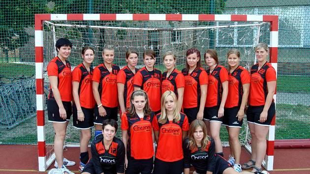 Ženský tým SK p.e.m.a.