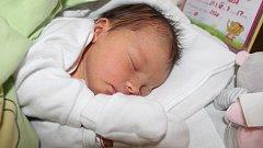 """Nela Poláčková se narodila 27. března, vážila 3,32 kilogramu a měřila 50 centimetrů. """"Je to naše druhé miminko, doma na sestřičku čeká brácha Adámek. Do života přejeme miminku zdravíčko a štěstíčko,"""" řekli rodiče Věra a Jan Poláčkovi z Horního Benešova"""