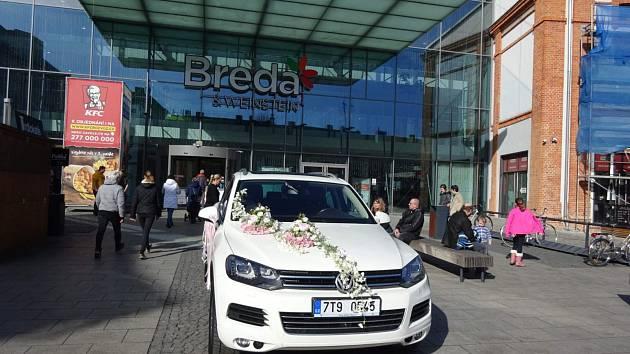 Svatební veletrh v opavském OC Breda, 16. únor 2019