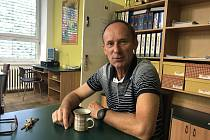 Jan Škrabal, ředitel ZŠ Ennglišova