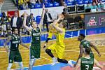 Ilustrační foto ze zápasu BK Opava – Nanterre.