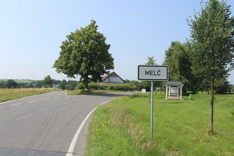 Obec Melč.