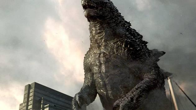 Jedna ze scén filmu Godzilla. Obzvlášť v 3D provedení tohoto snímku není při jeho sledování o dramatické chvilky nouze.