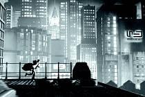 Černobílé pojetí Sin City umocňuje estetický prvek snímku.