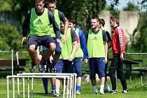Fotbalisté Slezského FC Opava zahájili v pondělí 28. června přípravu na novou sezonu.