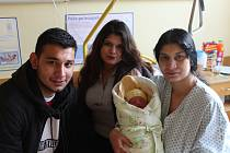 Iveta Čarná se narodila 7. ledna 2020, vážila 2,51 kilogramu a měřila 45 centimetrů. Rodiče Natálie a Ivan z Opavy přejí své dceři do života hodně zdraví a štěstí. Na Ivetu už doma čekají sourozenci Sára, Natálie a Barbora.