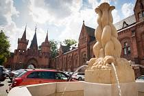 Historická kašna na náměstí Městečko bude slavnostně otevřena už ve čtvrtek.