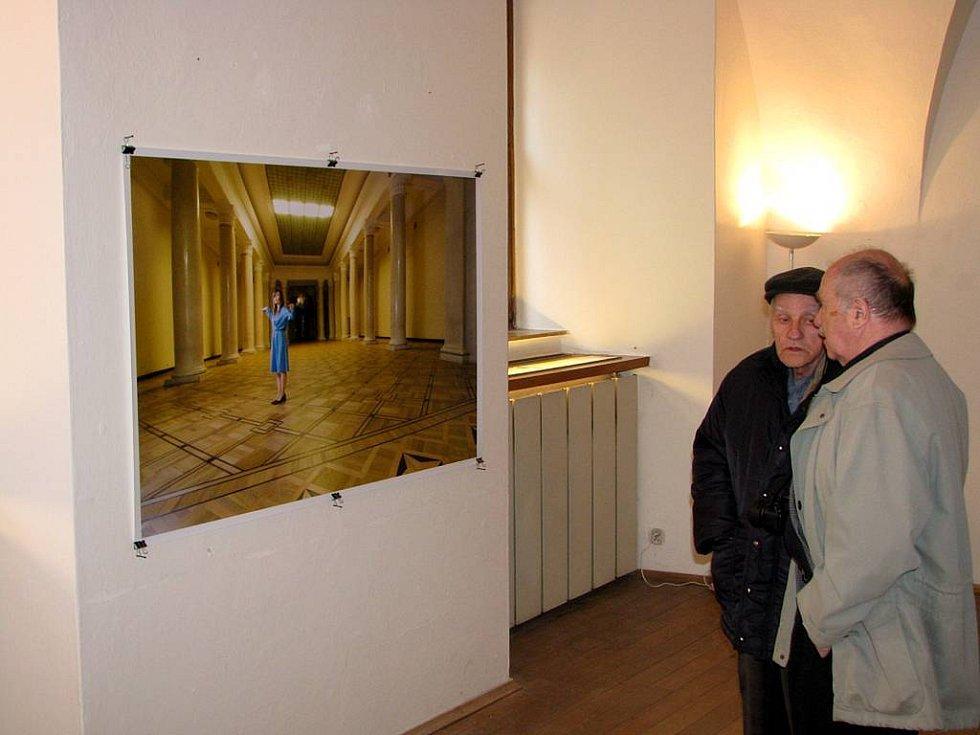 Nové výstavy v Domě umění.