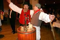 Zastoupení na Národním krojovém plese našlo nejen Slezsko, ale také některé evropské státy.