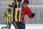 Slezský FC Opava B – Poruba 4:0