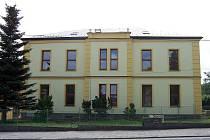 Mateřská škola v Raduni byla nedávno opravena.
