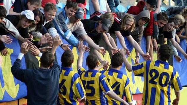 Přímý souboj o třetí místo čeká dnes 4. června opavské fotbalisty.
