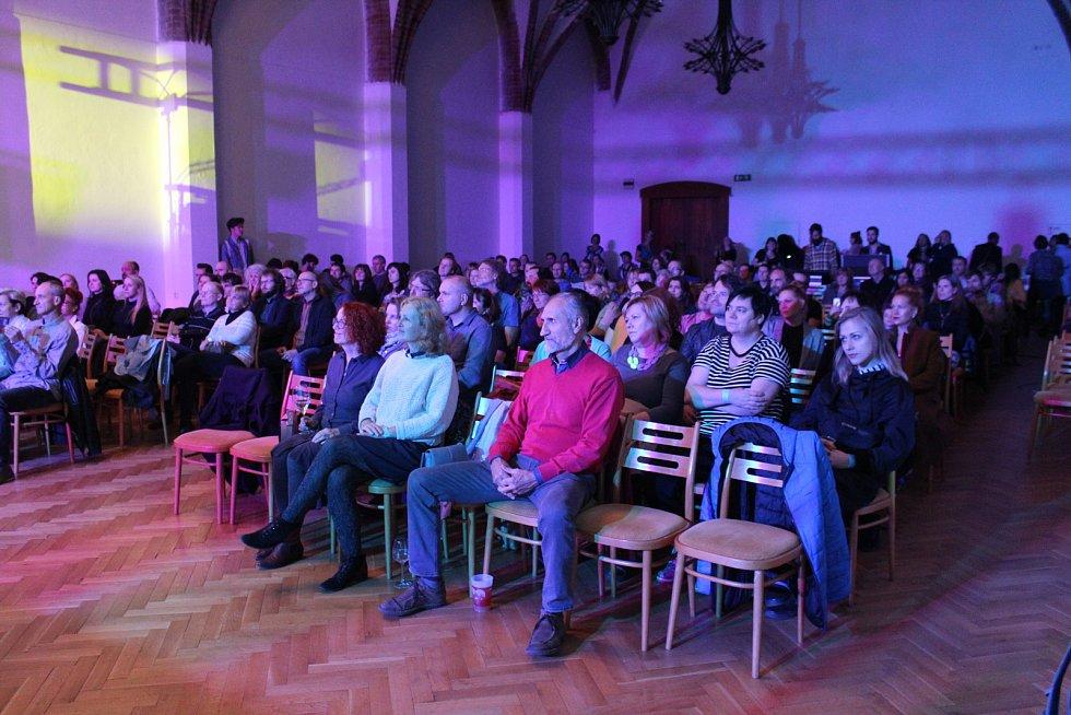 Festival Hradecký slunovrat Winter Edition.