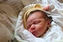 Sofie Böhmová se narodila 30. října 2019, vážila 3,17 kilogramu a měřila 50 centimetrů. Rodiče Adéla a Tomáš z Melče přejí své dceři do života hlavně zdraví a štěstí. Na Sofii se už doma těší sestra Viktorka.