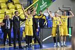 BK Opava - Telekom Baskets Bonn.