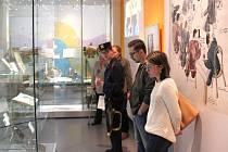 Historická výstavní budova uplynulý víkend patřila zájemcům spolkový život v Opavě v 19. a na počátku 20. století.