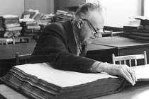 Adolf Turek patří k nejvýznamnějším archivářům Moravy a Slezska.