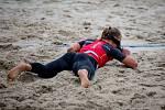 Český pohár 1* žen v plážovém volejbale, 11. července 2020 v Opavě. Miroslava Dunárová.
