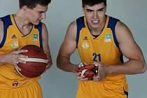Talentovaný basketbalista Adam Robenek