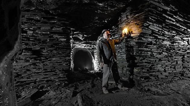 Těžba břidlice má na Vítkovsku a Budišovsku dlouhou historii - Ilustrační foto.