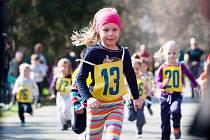 Premiérový ročník běžecké akce Vyběhneme za sluníčkem se povedl. Na startu v jednotlivých kategoriích se postavilo 154 sportovních nadšenců.