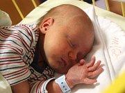 Daniel Premus se narodil 11. února, vážil 3,27 kilogramů a měřil 51 centimetrů. Rodiče Eva a Filip z Opavy mu do života přejí hlavně zdraví. Na brášku se už doma těší sestřička Viktorka.