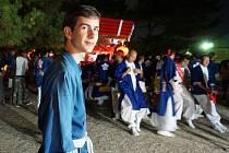 Student Mendelova gymnázia v Opavě Jan Štohanzl pobyl v Japonsku celkem deset měsíců.