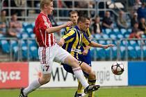 Slezský FC Opava - FK Viktoria Žižkov 2:2