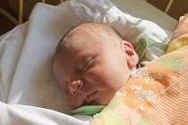 Petr Komárek se narodil 24. února, vážil 3,595 kg a měřil 52 cm. Jeho maminka Jana z Opavy mu přeje především hodně zdraví.