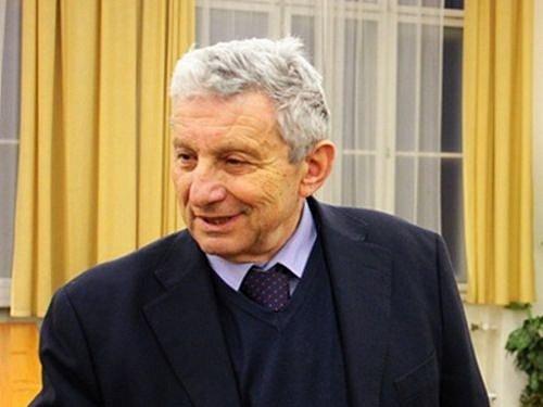 Josef Kašpar žije v Itálii už téměř padesát let.
