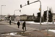 Semafory u autobusového nádraží nakonec přijdou město Hlučín levněji, než se původně počítalo.