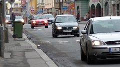 Krnovská ulice - ilustrační foto.