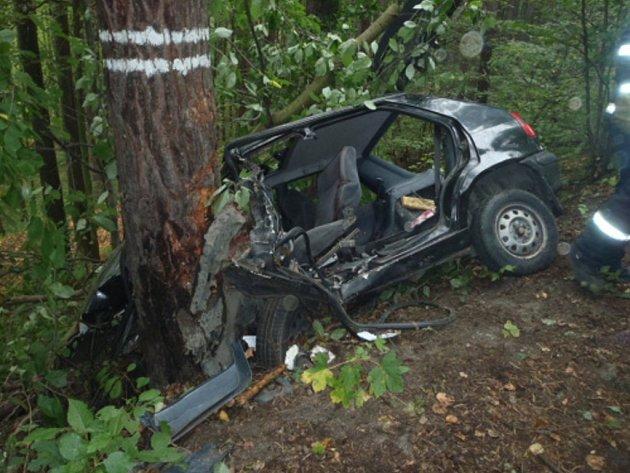 Vážná nehoda u Jakartovic.