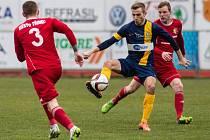 FK Fotbal Třinec – Slezský FC Opava 1:1