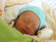 Marek Biolek se narodil 10. dubna, vážil 2,30 kilogramů a měřil 44 centimetrů. Rodiče Šárka z Bělé a Marek z Morávky mu přejí, aby byl v životě zdravý a šťastný. Na Marečka se už doma těší sourozenci Vítek, Veronika, Romanka, Vojta a sestřenice Evička.
