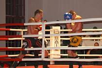 Thaiboxeři z Opavy bojovali v Krnově.