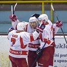 Hokejový klub Opava – HC Bobři Valašské Meziříčí 3:4 po nájezdech