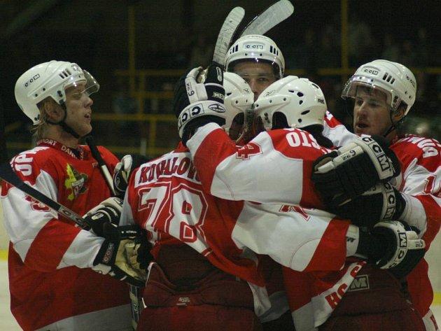 Budou mít opavští hokejisté radost i po středečním zápase?