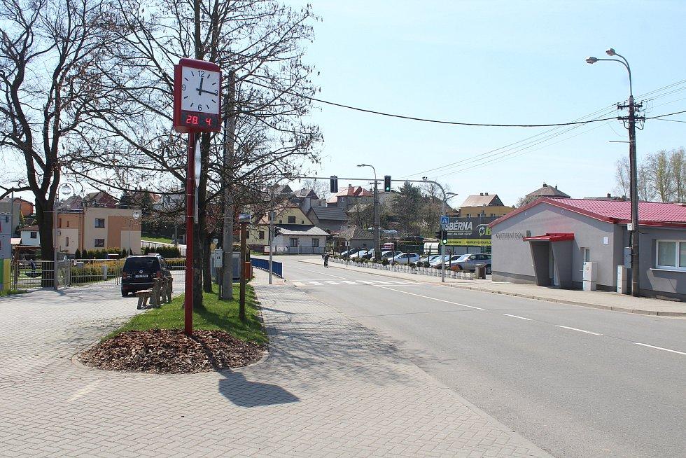 Obec Markvartovice.