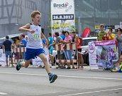 Druhý ročník opavského závodu Breda City Trail.