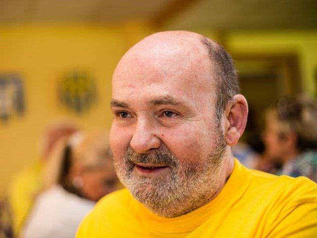 Ivan Bartošík, někdejší obchodní manažer Kaučuku.