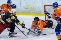 Hokejový klub Opava – SHK Hodonín 4:7