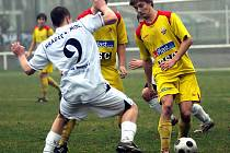Frýdlant nad Ostravicí - Hradec nad Moravicí 2:0