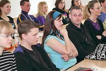 Studenti Slezské univerzity se přidávají ke svým kolegům z ostatních vysokých škol.
