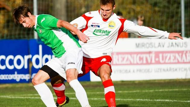 FC Hlučín - FC Fastav Zlín B 1:0