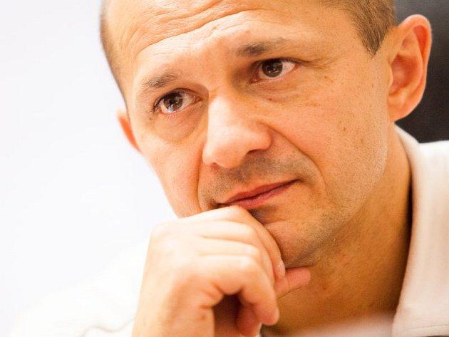 Oleg Zhur přišel z Ukrajiny do Opavy před patnácti lety a stačil si zde udělat solidní jméno.