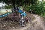 MTB Cross, který se konal v prostředí opavského Stříbrného jezera, má po víkendu za sebou první ročník. Na start hlavního závodu se postavilo zhruba 350 lidí.