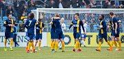 Slezský FC Opava postupuje do první ligy.
